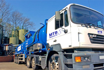 Bulk Liquid Treatment & Disposal