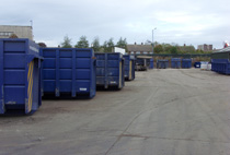 Hazardous Waste Skip Services